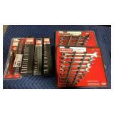1 Lot 6 Craftsman Tool Sets