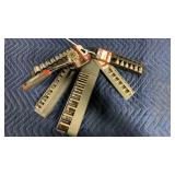 "1 Lot (5) 3/8"" Drive Craftsman Socket Sets, SAE &"