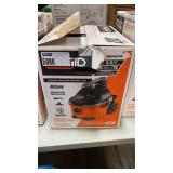 Ridgid 4-Gal Portable Wet/Dry Vac, Heavily Used