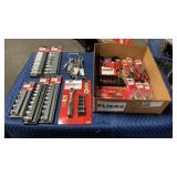 1 Box Craftsman Sockets, Wrenches, Pliers: