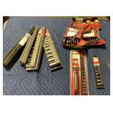 1 Lot 7 Craftsman Socket & Wrench Sets