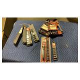 1 Lot 7 Craftsman Socket & Wrench Sets: