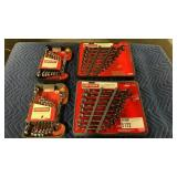 1 Lot 4 Craftsman Wrench Sets: (2) 9 Pc. Combo