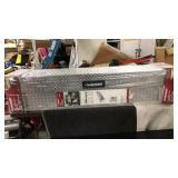"""Husky 71"""" Slim Saddle Truck Box, New"""