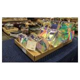 1 Lot 4 Vere Prism Clear Bags: 1 Large