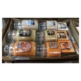 1 Lot 11 Yankee Candle Items, Golden Chestnut,