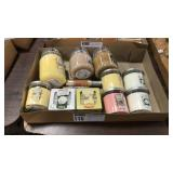 1 Lot 12 Yankee Candle Items: 1 Large Jar,