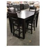 Steve Silver Co. 5-pc Dining Set:  *Damage on Top*