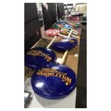 1 Lot 9 Elec. Candy Décor Pcs: 3 Willy Wonka &