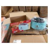 1 CASE, BENTWOOD DUAL SLICE TOASTERS             E
