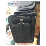 1 LOT, CASE OF 4 PC TRAVELERS CLUB LUGGAGE