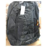 3X (3)  CASES OF PERFECT NATION GREY BACK PACKS