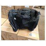 14X (14) CASES PREFERRED NATION BLACK GYM BAGS