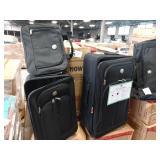 10X (10) CASES OF 4 PC TRAVELERS CLUB LUGGAGE