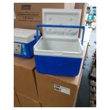 20X (20) CASES OF COLEMAN FLIP LID 6 CAN COOLERS,