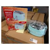 12X (12) CASES, BENTWOOD DUAL SLICE TOASTERS