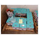 1 LOT, 27 BOXES OF AMERICANA POP CORN POPPE