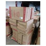 15X (15) CASES OF 4 PC TRAVELERS CLUB LUGGAGE