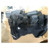 1 CASE PREFERRED NATION BLACK GYM BAGS 12 PCS PER