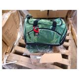 1 LOT PREFERRED NATION GREEN GYM BAGS
