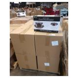 8X CASES IMPERIAL HOME S.S. OVAL OVEN ROASTERS