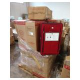 20X CASES OF RED 4 PC TRAVELERS CLUB LUGGAGE