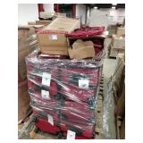 """1 LOT, 15 TRAVELERS CLUB RED 25"""" EXP CASES"""