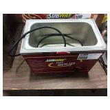 Nemco Subway Soup Warmer, Model 6135-SUB