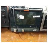 Cadco Unox Roberta Convection Oven, Model XAF003