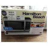 Hamilton Beach SS Front Microwave, 1.1 Cu Ft,