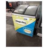 Haagen Dazs Ice Cream Merchandiser
