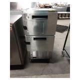 Silverking 2 Drawer Refrigerator ** Not Cold **