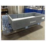 Grey Resin Ice Tray
