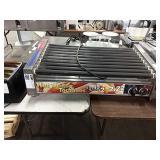 APW Wyott Hot Dog Roller, Model HRS-50S
