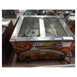 Duke 2-Compartment Subway Soup Warmer, Model