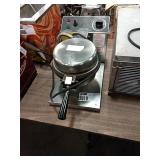 Gold Metal Giant Waffle Cone Baker, Model 5020