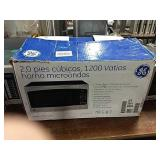 GE SS Front Microwave, Model JES2051SNSS  #2