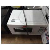 Small White Microwave, Model EM720CWA-PM   #11