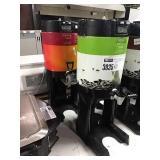 1 Lot 2 Fetco Dispensers, Model L3D-10 Decaf