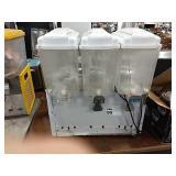 Yikafu 3-Compartment Juice Dispenser, Model YLJB