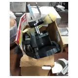 1 Lot Box 2 Manual Slicers & Retro Single Post