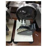 Nemco Grater Heads w/ Attachments, Mounted on