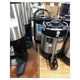 1 Lot Grindmaster & Fetco Hot Beverage Dispensers