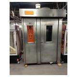 LMS Rotating Bakery Oven, Made in Italy