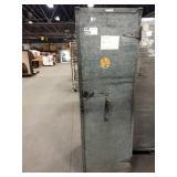 "Rolling Alum Enclosed Sheet Pan Rack, Approx 21"""