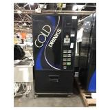 Dixie Narco 8-Selection Cold Drink Vending