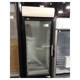 Ojeda Glass Door Refrigerator, Model RBT-290