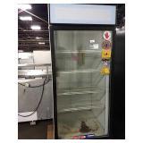 Beverage Air Glass Door Merchandiser, Model MT27