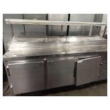"Kairak 89"" Refrig. Prep Table, Model KRP-89S"