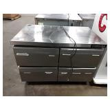 Continental 4-Drawer Freezer